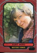 Star Wars Galactic Files Series 1 Base Card #103 Aunt Beru