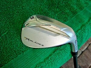 "Taylormade RBladez 55* S Sand Wedge Rocketfuel Graphite Ladies 45g ""EXCELLENT"""