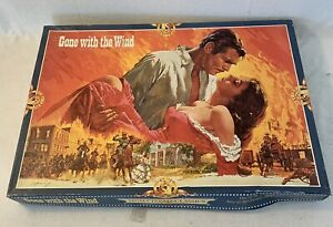 GONE WITH THE WIND 800 PIECE JIGSAW PUZZLE MGM CINEMA CLASSICS 23.5 X 15.75 IN