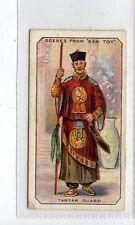 (Jc4385-100)  LLOYD,SCENES FROM SAN TOY,TARTAR GUARD,1905,#