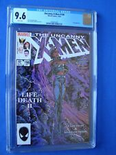 The Uncanny X-Men 198 CGC 9.6 WP 2046853002 One Owner New Slab