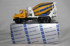 Conrad Truck Models, Mack Truck Elba Concrete Mixer, Nice 1/50th Scale