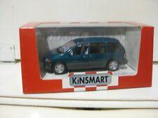 KINSMART Die Cast scale Collection Models Blue Dodge Caravan ,