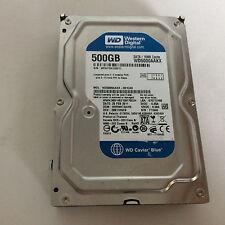 Western Digital WD5000AAKX 500GB 16MB Cache  SATA Festplatte externe t1