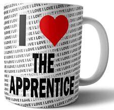 I Love The Apprentice-tazza-Compleanno Regalo di Natale - -