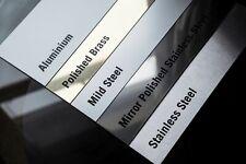 Polished Aluminium Sheet Products For Sale Ebay