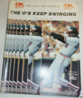 Baltimorean Magazine The Oriole's Keep Swinging September 1978 123114R2