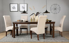 Up to 6 Seats Traditional Table & Chair Sets with Extending
