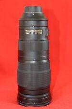 NIKKOR 200-500mm f/5.6E lente VR ED