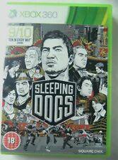 66894 Sleeping Dogs - Microsoft Xbox 360 (2012)