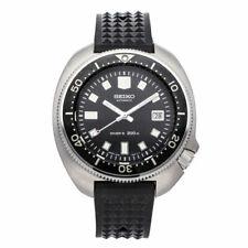 Seiko Prospex Men's Black Watch - SLA033