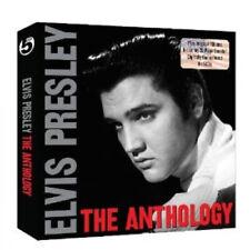 Anthology by ELVIS PRESLEY.
