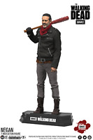 Walking Dead Negan 7-Inch Color Tops Red Wave #23 Action Figure Mint in Box