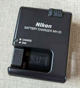 Genuine Nikon MH-25 Battery Charger for EN-EL15