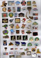 pin's média télévision / TF1 (68 versions différentes au choix)
