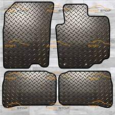 SUZUKI VITARA 2015-ON FULLY TAILORED 3MM RUBBER HEAVY DUTY CAR FLOOR MATS