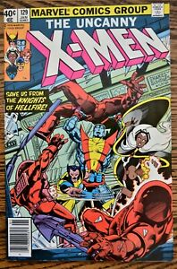 Uncanny X-Men 129 Newstand Ist App KITTY PRIDE best ungraded copy on Ebay