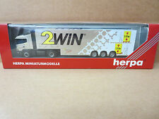 Herpa 1:87 146241 Scania 124 SZ 2WIN HO MIB