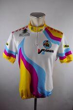 Benato denti simea Bike cycling jersey maglia Rad Trikot Gr L 53cm S1