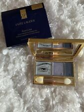 Estee Lauder Pure Colour Instant Intense Eyeshadow Trio Arctic Zinc Blue