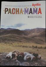 """Pacha - Mama"": 9 Anleitungen zur katia Handspun Alpaca Yarn Collection #1499"