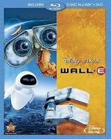 Wall-E (Blu-ray/DVD, 2011, 2-Disc set)