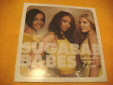 Cardsleeve Single CD SUGABABES About You Now 2TR 2008 pop