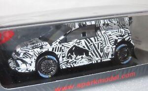 1/43 Volkswagen Polo WRC  Red Bull  Test Car