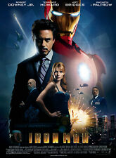 IRON MAN. dvd.