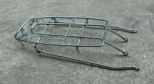 Chrome Rear Rack Luggage Carrier Spring Commuter
