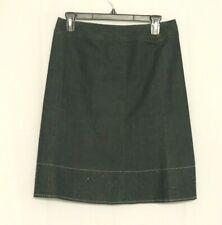 Sigrid Olsen Sport Denim Skirt  Size 4P petite