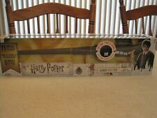 2018 Harry Potter Wizard Training Wand Light & Sound Effects-New-Unopened