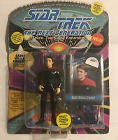 1993 PARAMOUNT STAR TREK - THE NEXT GENERATION - CADET WESLEY CRUSHER  #3691