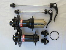 Novatec D771SB and D772SB 28h multi-axle disc hubs for MTB, CX or Road bikes