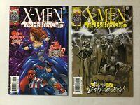 X-Men: Hellfire Club 1 & 2 Marvel 2000