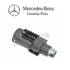 For Mercedes R129 W140 W210 Ignition Lock Housing w/ Switch Genuine 2104601297