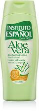 Aloe Vera Feuchtigkeitslotion - 500 ml - 100% natürliches Aloe Instituto Espanol