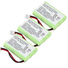 3x 800mAh Cordless Home Phone Battery for Sanik 3SN-AAA60H-S-J1 3SN-AAA55H-S-J1
