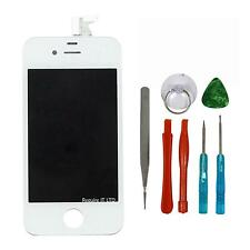 Remplacement pour apple iphone 4 complete lcd touch screen & digitizer blanc uk