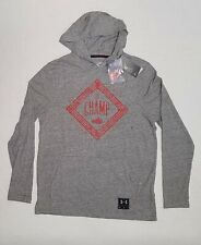 Under Armour Men's Muhammad Ali Cassius Clay Triblend Hoodie 1282315 Small