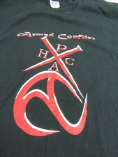 Armed Conflict band shirt Harrisburg Pa. 3XL Christian Hard Core