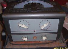 Stromberg Carlson Model 32 amp head PA Good working cond. Harp/guitar amplifier