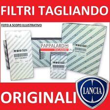 KIT TAGLIANDO 4 FILTRI ORIGINALI LANCIA DELTA (844) 1.6 MULTIJET DAL 2008 IN POI