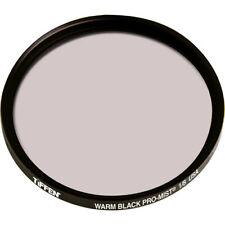 New Tiffen 58mm Warm Black Pro-Mist 1/8 Filter MFR # 58WBPM18
