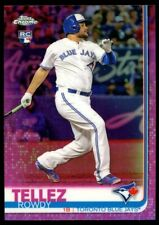 2019 Topps Chrome Refractor Pink Sepia Prism Pick from List