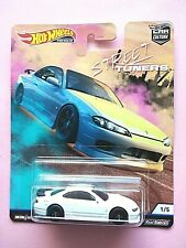 hot wheels  CAR CULTURE  Street Tuners  NISSAN SILVIA (S15)