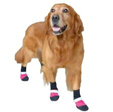Dog boots shoes waterproof sole & upper. Protects against Alabama rot (UK)