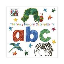 The Very Hungry Caterpillar's Abc by Eric Carle (author)