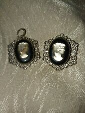Cameo Charms Two Vintage