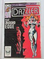 Dazzler #25 Mar. 1983 Marvel Comics